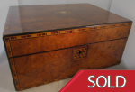Tunbridge Ware Table Box