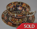 Royal Crown Derby Tea Cup and Saucer
