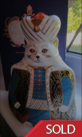 Royal Crown Derby Royal Cats - Persian