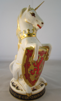 Royal Crown Derby Paperweight - Prestige Unicorn of Scotland Limited Edition