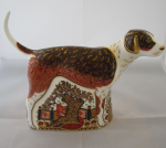 Royal Crown Derby Paperweight - Foxhound