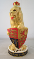 Royal Crown Derby Paperweight - Prestige Lion of England Limited Edition